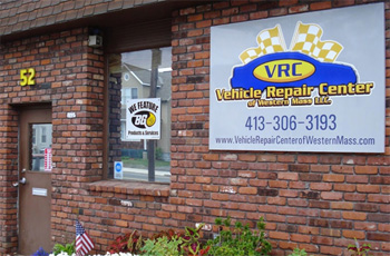 Vehicle Repair Center of Western Mass, West Springfield MA